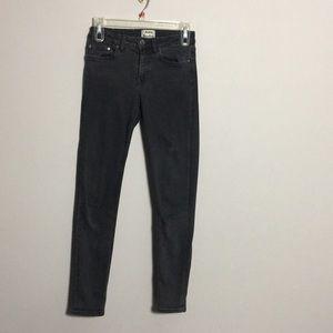 """Acne Studios • 9"""" Skinny Jeans"""